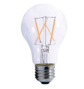 EarthBulb filament LEDs provide an incandescent retro lighting experience, while saving 80 percent in energy costs over a 15,000-hour rated life.