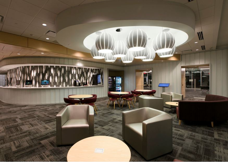 Library renovation provides engaging learning spaces for the