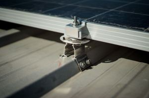 McElroy chooses the RibBracket IV solar attachment solution for its standing seam roof facility in Georgia.