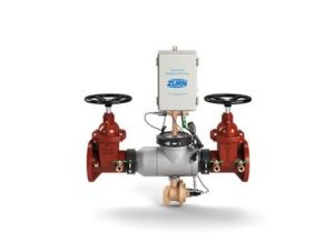 The Zurn Connected Backflow Preventer is part of the connected water solutions from Zurn.