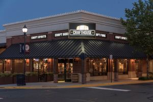 Crafthouse is a full-service, casual restaurant that offers over 300 craft beers, cider, wine, bourbon, whiskey and scotch options.