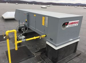 Nine HTHV units from Cambridge Engineering were installed on the existing Swire Coca-Cola facility and its new distribution center's rooftops.