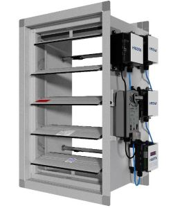 AIRFLOW-IQ can be customized to fit a variety of applications.
