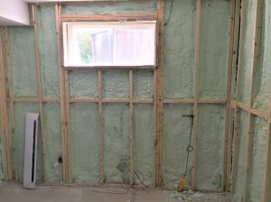 Demilec Heatlok Series Closed- Cell Spray Foam is named a National Flood Insurance Program Class 5 building material.