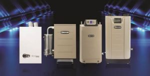 The Weil-McLain line of gas boilers features hydronic heating technology for heating comfort and energy-saving performance.