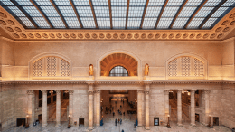 Chicago Union Station, Goettsch Partners, Metamorphosis Awards