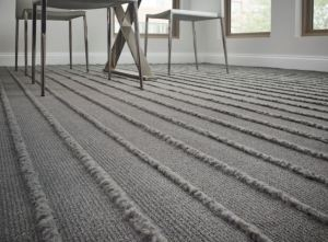 The Woven Fringe Collection is fluorine free and recyclable.