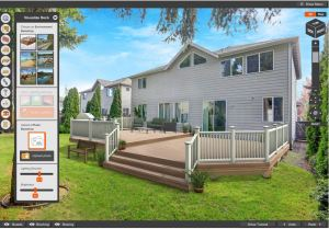 The Deck Planner Software assists deck builders with the process of designing and building custom decks.