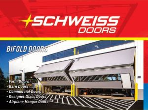 Schweiss Doors has published a brochure designed to help answer questions anyone would have when considering the purchase of a bifold or hydraulic door.