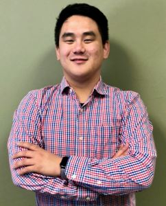Micah Juengel joins the Flex-Ability Concepts marketing team.