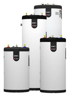 Triangle Tube incorporates several product enhancements and improved manufacturing processes into the Smart line of indirect water heaters.