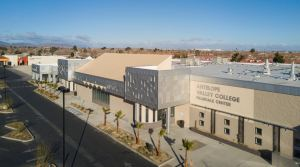 With the retrofit project, Antelope College now has a self-contained satellite campus that once was an existing grocery store with an attached medical office building.