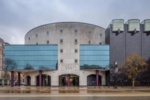 Kalamazoo Public Library specifies Sloan products for renovations at its downtown central location.