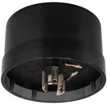The Twist-Lock Radio Daylight Module allows control of pole-style luminaires across a variety of manufacturers, in new or retrofit applications.