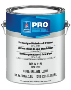 Pre-Catalyzed Waterbased Urethane is a single-component product with comparable performance attributes of a two-part coating.