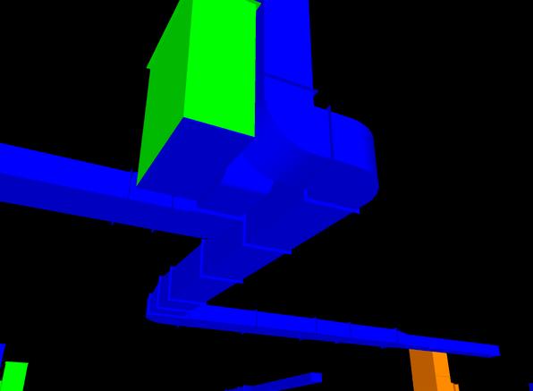 3D scanning, BIM