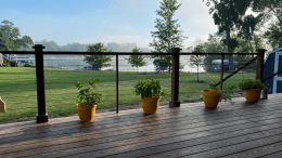 deck, Thermory,