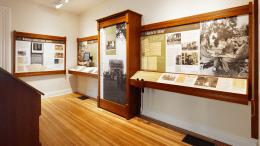 Robinson House, museum