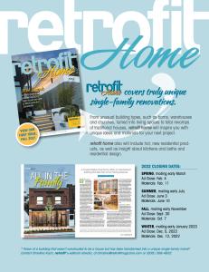 2022 retrofit home media kit