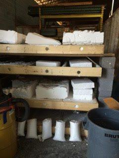 Slice Foam Test
