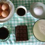 The Italian Cuisine I Love – Moccha Mousse