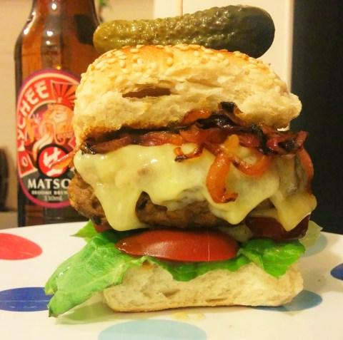 Devilled Hamburgers2