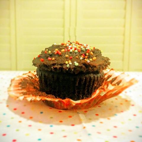 Devil's Food Cupcake4