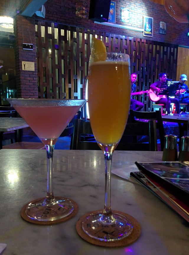 Legian cocktails