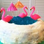 My Swan Lake Cake