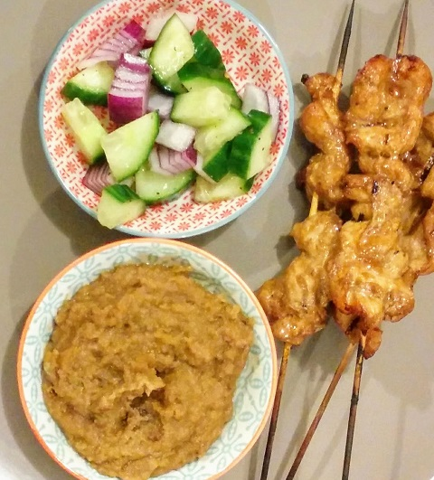 Chicken Satay2