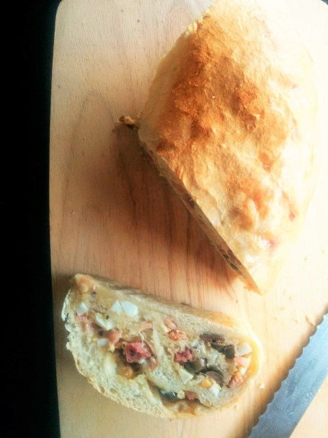 Neapolitan Easter Bread