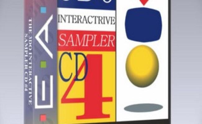 3do Interactive Sampler Cd 4 Retro Game Cases