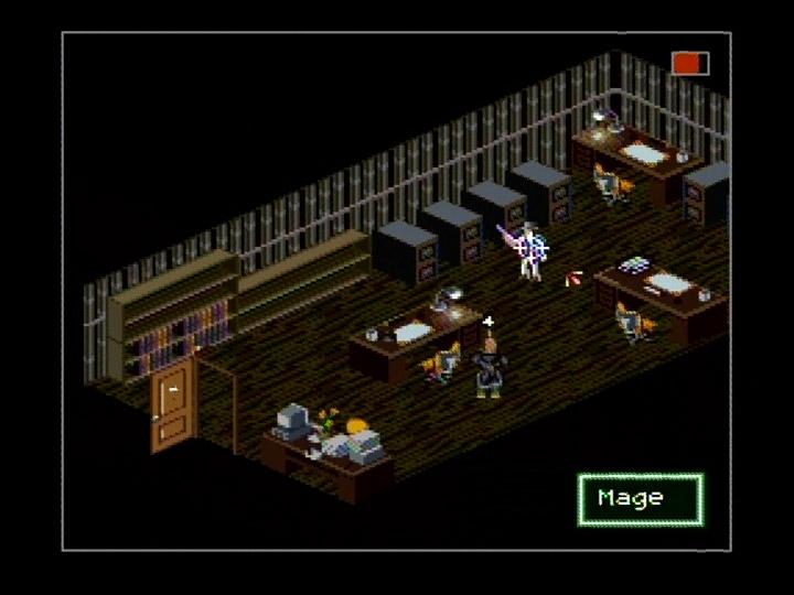 Retro Game Guide  SNES  Shadowrun