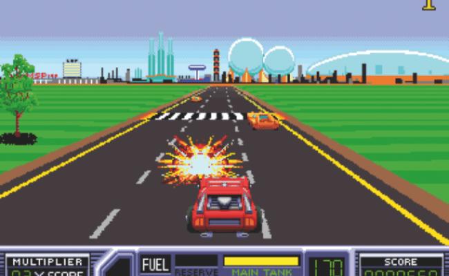 The Making Of Roadblasters Retro Gamer