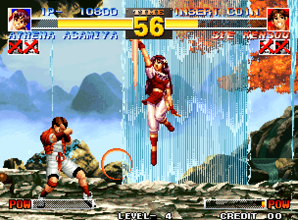 Do you know about The King of Fighter 95?