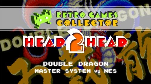 Head 2 Head Double Dragon Sega Master System Vs Nes Retro