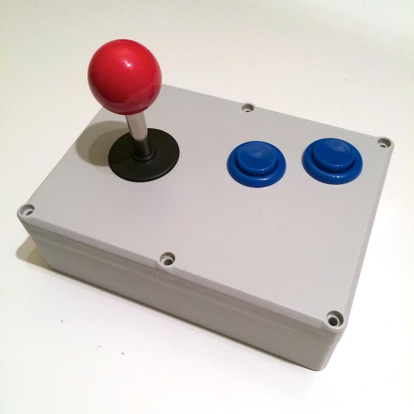 Build your own Commodore 64 arcade stick - a guide - Retro