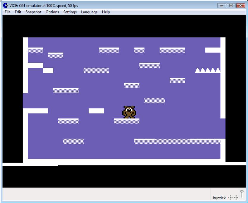 The Bear Essentials: Developing a Commodore 64 game - Retro