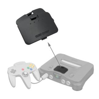 Nintendo 64 Memory Expansion Cover