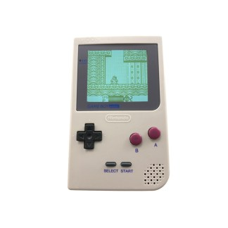 Nintendo Game Boy Pocket with IPS LCD Mod