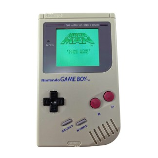 Refurbished Nintendo Game Boy DMG with IPS Mod