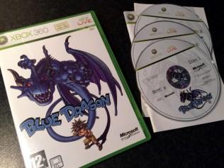Blue Dragon. RPG i toppklass.