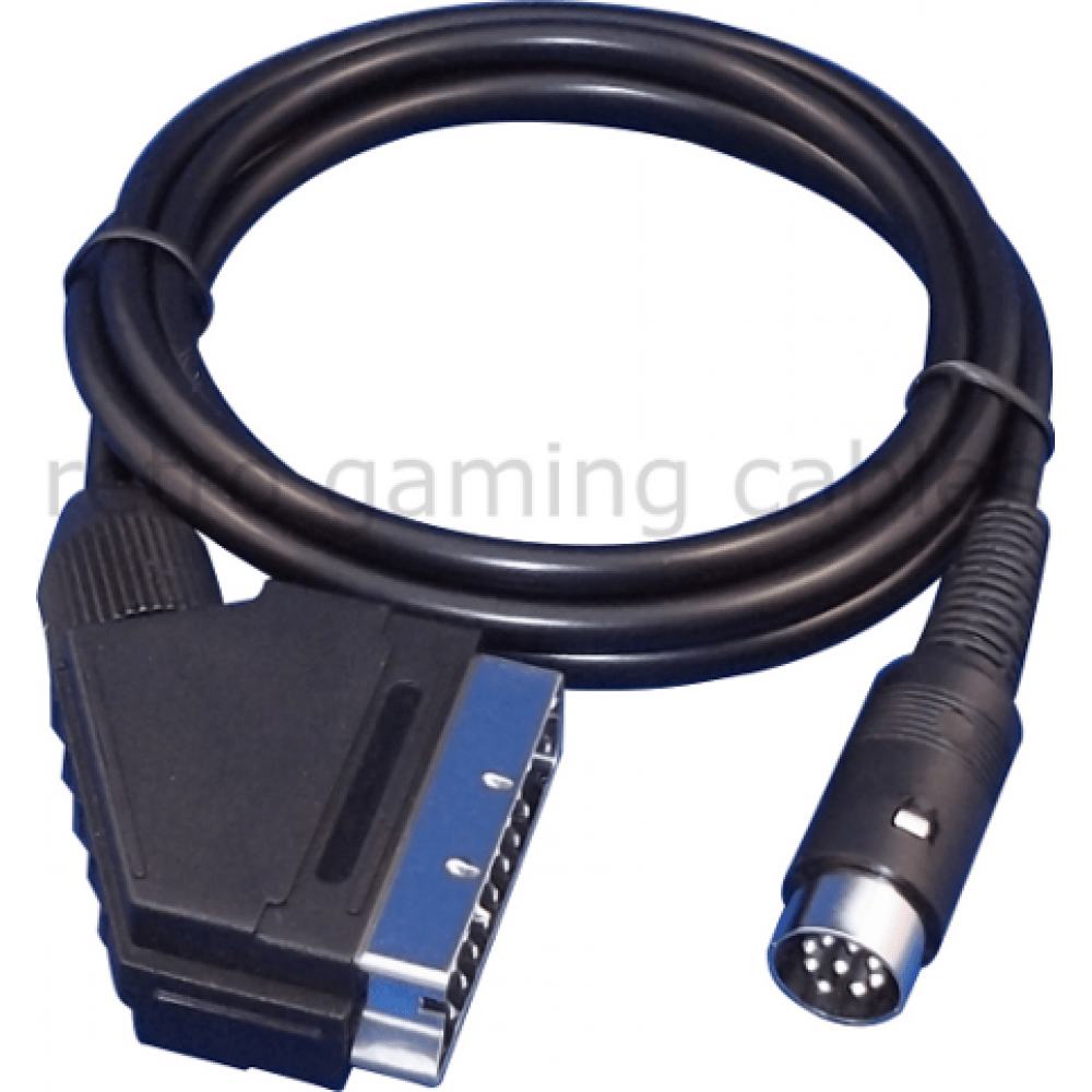 hight resolution of pc engine duo turbografx 16 packapunch pro rgb scart cable