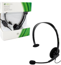 xbox 360 headset wired black new microsoft xbox 360 headset wiring diagram 21 [ 1800 x 1800 Pixel ]