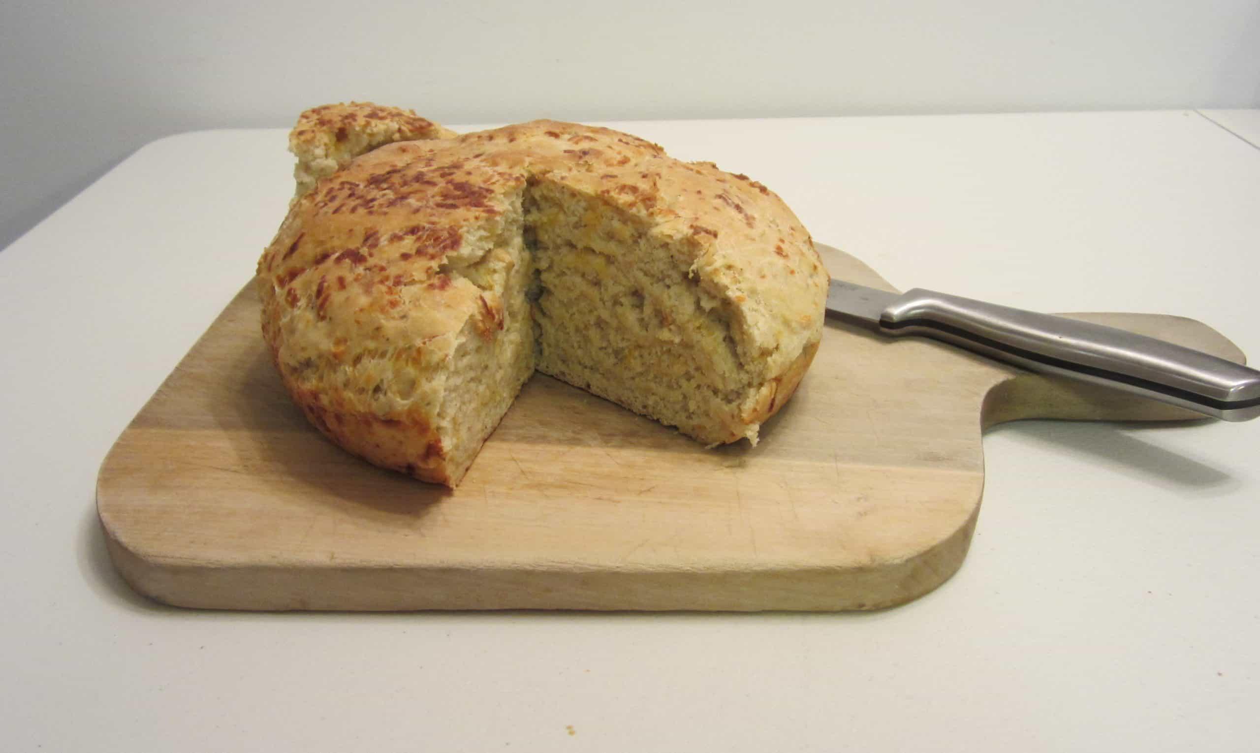 Italian Batter Bread