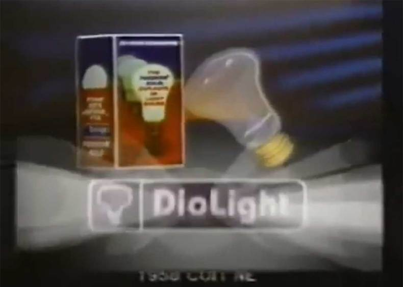 The Forever Bulb by Diolight