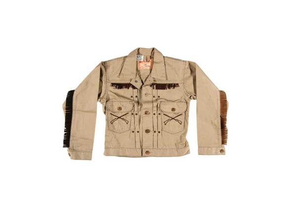 I would look good in this Walt Disney Davy Crockett Jacket