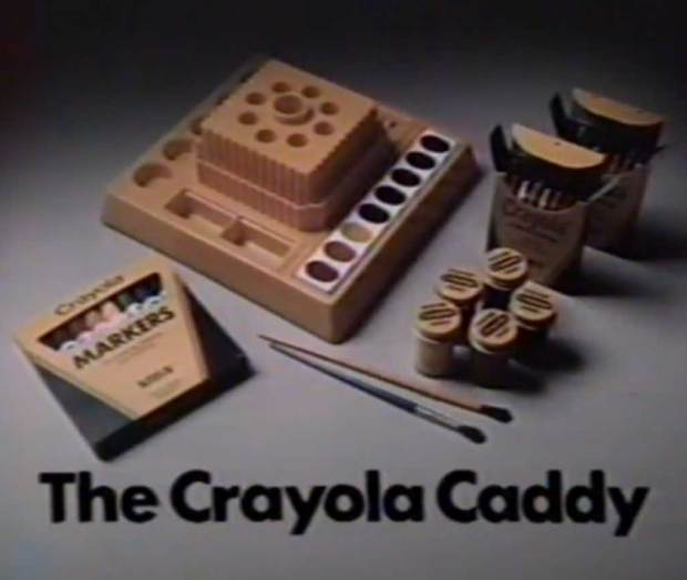 crayola-caddy