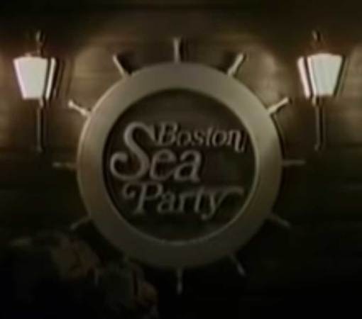 Boston Sea Party