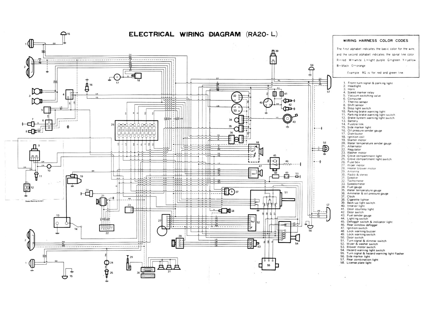International 9400i Truck Wiring Diagram